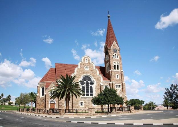 Windhoek2 - namibia tourist board